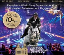 Liverpool International Horse Show Early Bird Offer