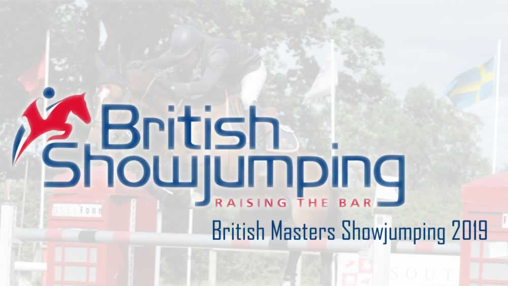 British Masters Showjumping