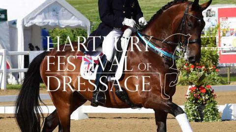 Hartpury Festival of Dresssage 2019