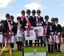 Keysoe Dressage Inter Regionals 2019